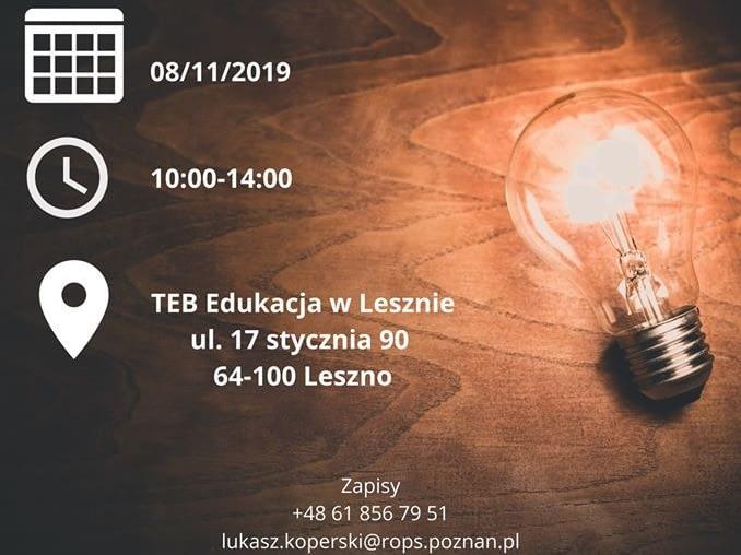Leszno: Zapraszamy na seminarium z innowacjami